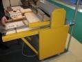 Автоматическая хлеборезка с прижимным конвейером