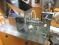 блок машины для приготовления тестовой трубы с начинкой