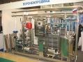 Пастеризационно-охладительный комплекс