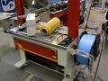 машина для обвязки стреп-лентой рамная