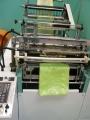 машина изготовления пакетов Майка