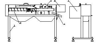 машина обработки желудков марки Э-784