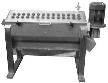 машина очистки желудков марки ОЖ