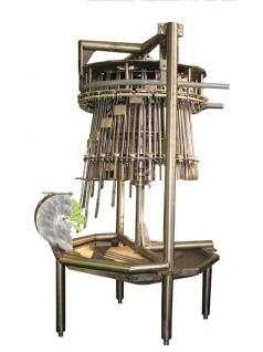 машинаа удаления зоба, трахеи и пищевода