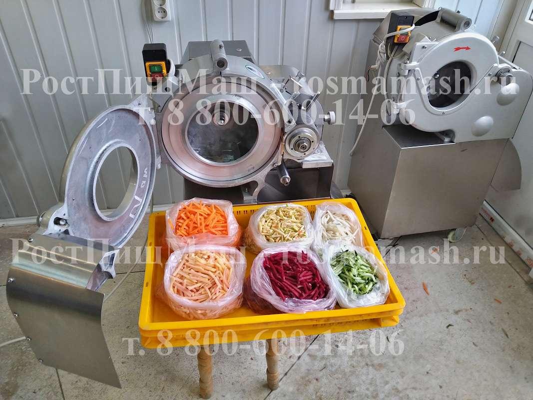 Машина для резки CHD-100 на соломку