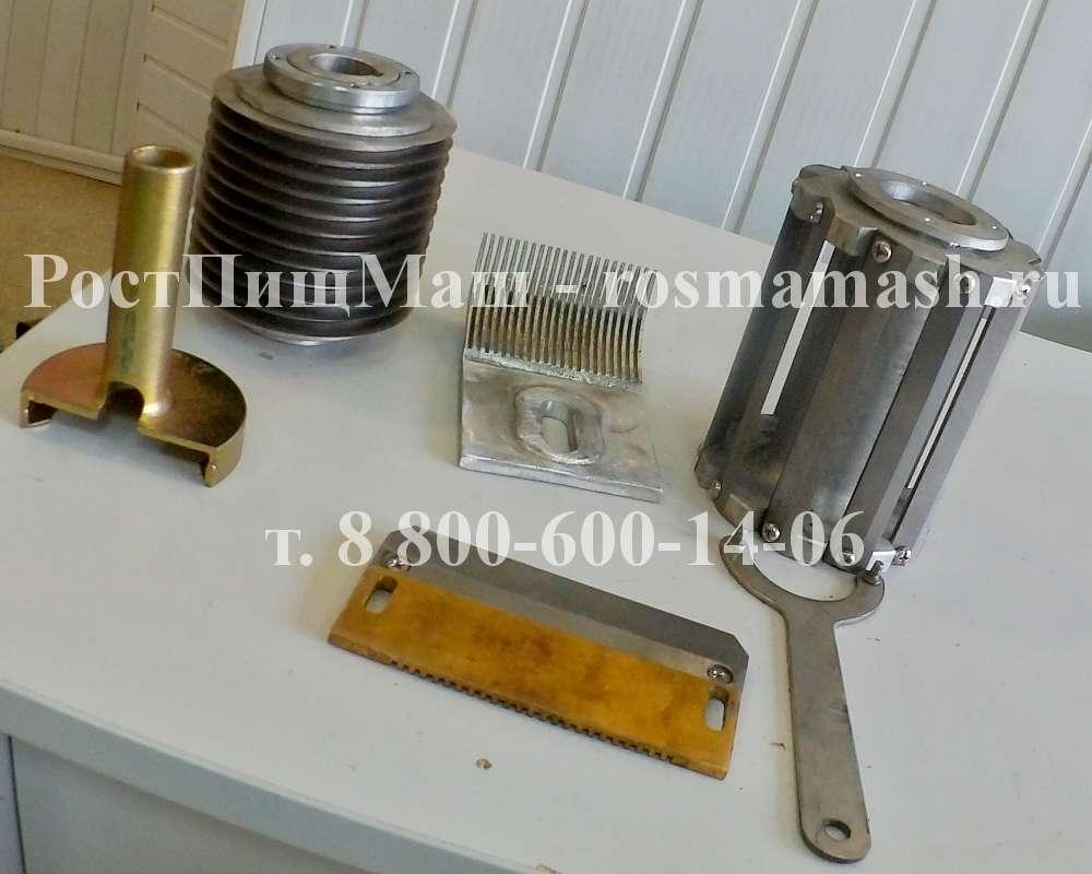 Блок ножей на Машину для резки CHD-100
