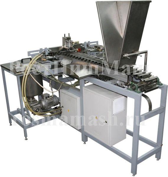 Машина дозировки начинки в вафельные изделия ДМН