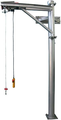 Механизм выгрузки корзины автоклава ИПКС-128-500МВ