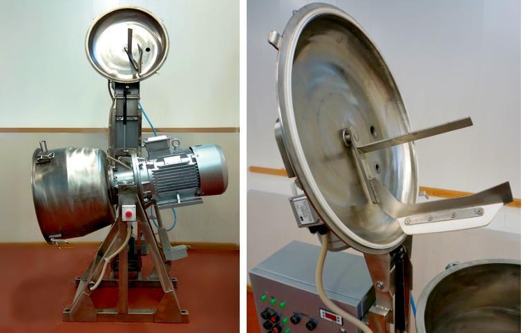Куттер вакуумный ИПКС-032-80ВРМ(Н)