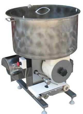 Автомат для производства котлет (гамбургеров) ИПКС-123Гм