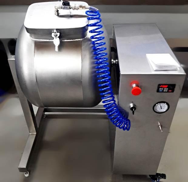 Массажер для мяса вакуумный 80 литров