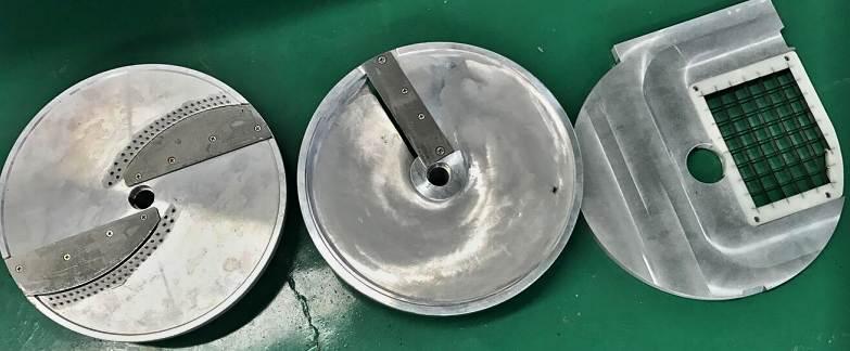 Диски для Машины резки овощей на ВОС 314