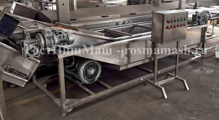 Машина замачивания и промывки GB-3500
