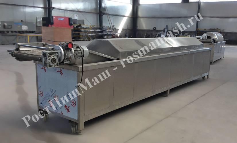 Бланширователь паровой для нарезанных овощей GBZU-5000