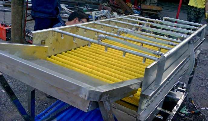 Машина для очистки овощей и фруктов серии 2500/3200