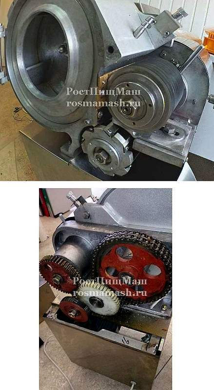 Блок резки и привод CHD-100