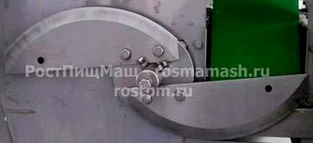 Ножи Машины нарезки зелени овощей и корнеплодов DQC-602