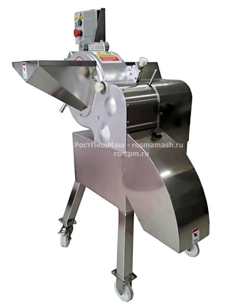 Машина для резки кубиком овощей и фруктов DY-800