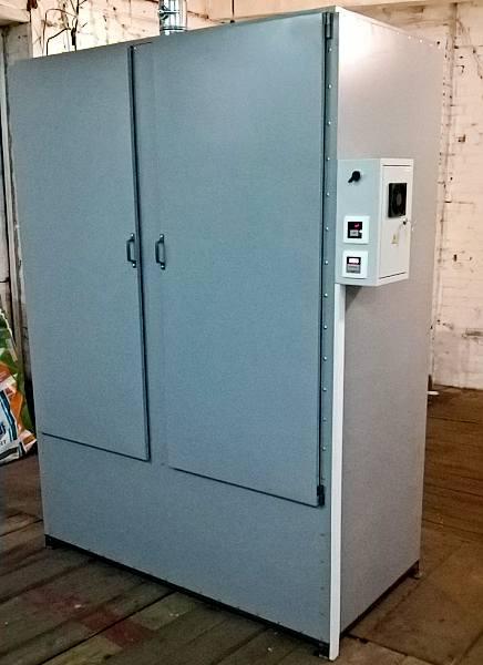 Сушильный шкаф-камера конвекционная на ТШ-36