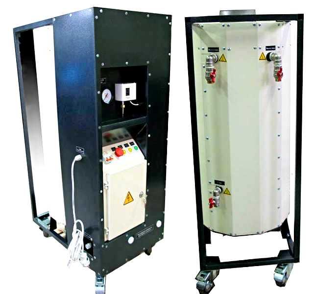 Парогенератор газовый для бань и саун