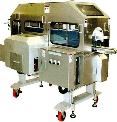 Филетировочная машина для лосося CHSF-1