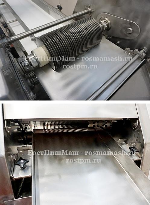 Блок ножей Машина нарезки ИПКС-074-01-200-01Ч