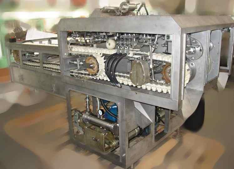 Машина для разделки мелких рыб  Н2-ИРС