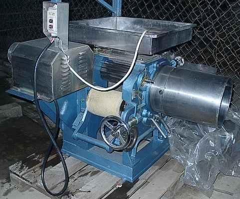 Сепаратор мясокостный для рыбы (неопресс) YNS-104