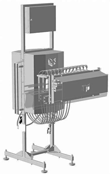 Схема Автомат розлива ж АРп-1800-МГ