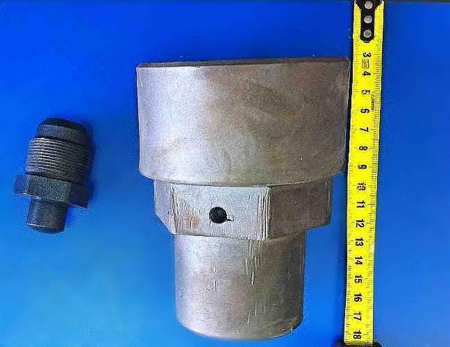 Восстановление тефлонового покрытия  горелки