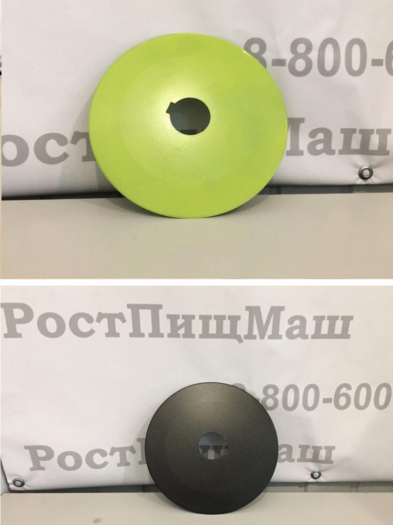 Нанесение тефлонового покрытия на дисковые ножи из керамики