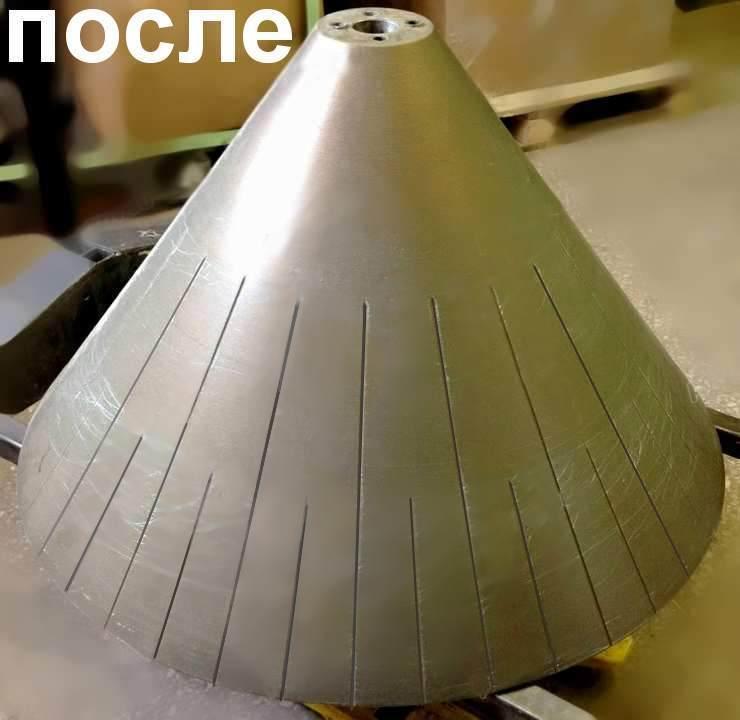 Восстановление тефлонового покрытия тестоокруглителя