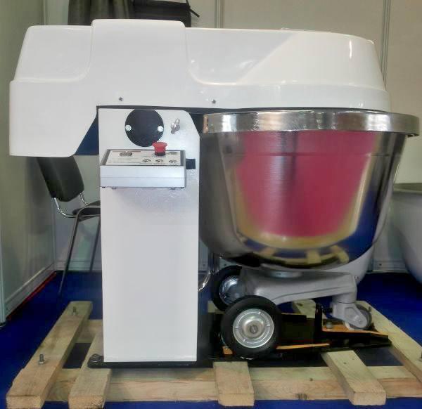 Тестомесительная машина ТМ-140М1