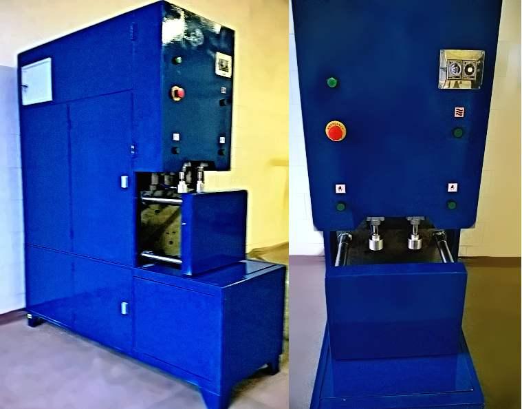 Полуавтомат для выдува бутылок ПЭТ ПИБ 138