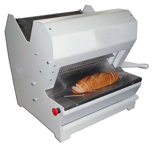 Автоматическая хлеборезательная машина EVA3