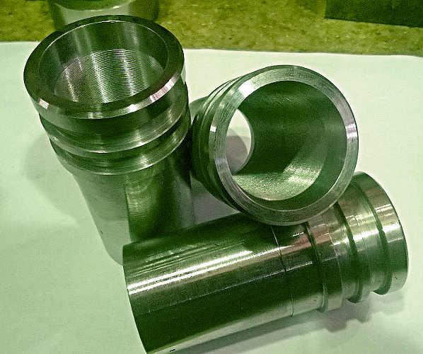 Изготовление гильзы-стаканы для бараночных машин