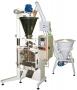 Упаковочные машины (автоматы) для муки сухого молока специй молотого кофе крахмала ( пылящих продуктов в полимерную пленку)