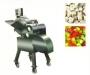 Машина нарезки овощей кубиком DQC-612D на 1000 кг/ч на 10 мм