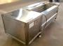 Машина щеточная для мойки и полировки корнеплодов GB-1800 Китай