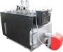 Парогенератор газовый или дизельный Орлик  горизонтальный