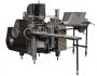Автомат упаковки (брикетирования) творога творожной массы М6АР2Т