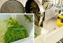Овощерезка нарезки-шинковки листьев салата QS-2011(РПМ-ЛШ-01)