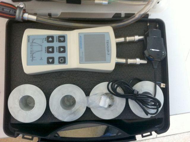 Вакуум-тестер контроля давления в доильных установках Тензор-7