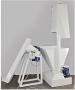 Автоматический мешкоопрокидыватель с пневмоприводом МПС-МА-П /МР