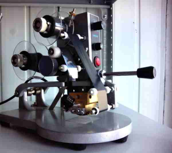 Термотрансферный датер ручной DY-8