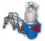 Доильный аппарат для лосих, кобыл, верблюдиц
