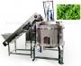 Центробежная сушилка для зелени и овощей (периодического типа)